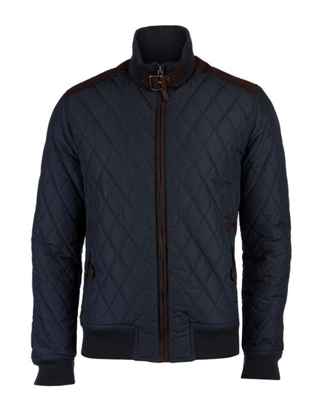 Ted Baker Quilted Jacket by Quilted Jacket Ted Baker Stag Swag
