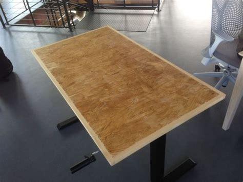 hand  oriented strand board osb desktops