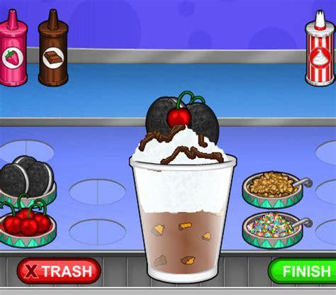 juegos cocina helados helados juegos de cocina design bild
