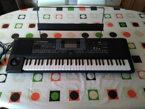 Tas Keyboard Korg Micro Arranger korg microarranger image 1789667 audiofanzine