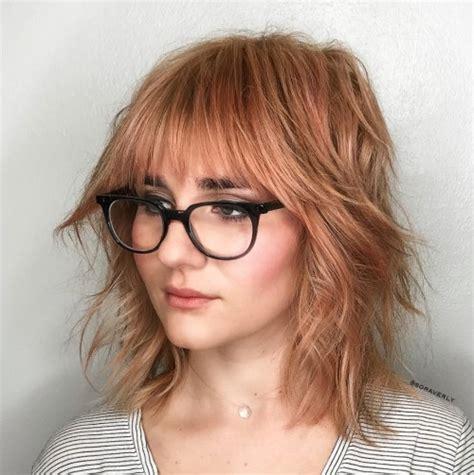 shaggy strawberry blonde perm 50 most universal modern shag haircut solutions