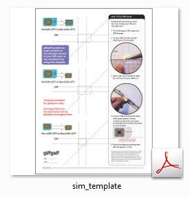 sim template resize your phone sim card free printable cutting guide pdf