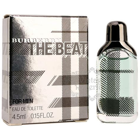 Parfum Original Bpom Burberry The Beat For Edt 100ml burberry perfume the beat eau de toilette mini s cologne parfum 0 15oz 4 5ml