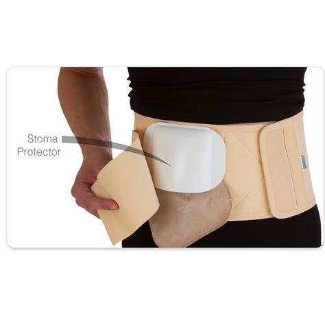 seat belt protector for stoma comfizz stoma protector for support belt level 3