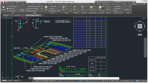 layout manager autocad 2015 publisherlt export a layout to model space