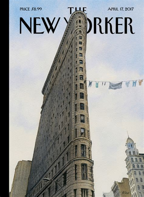 New Yorked by Harry Bliss S Fashion District The New Yorker