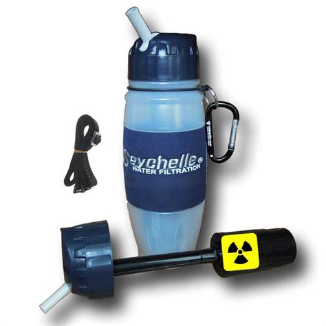 seychelle radiological filter seychelle radiological water filter bottle