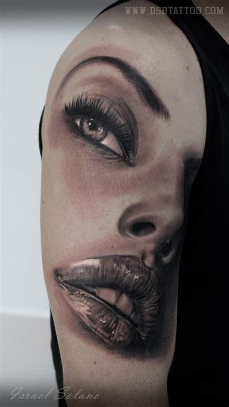tattoo 3d woman 205 best images about tattoos on pinterest cool sleeve