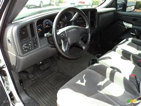 2006 Chevy Silverado Interior by 2006 Chevrolet Silverado 2500hd Lt Crew Cab Interior Photo