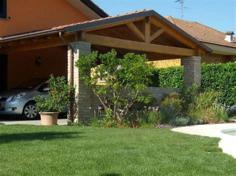 casa con portico come realizzare un portico per la casa