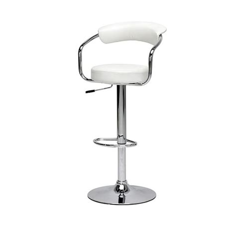White Bar Stool Chairs Omni Barstools White Bar Stools Dining Chairs Egpres