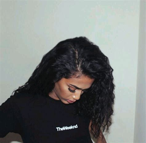 curly hairstyles black hair tumblr the weeknd shirt on the hunt