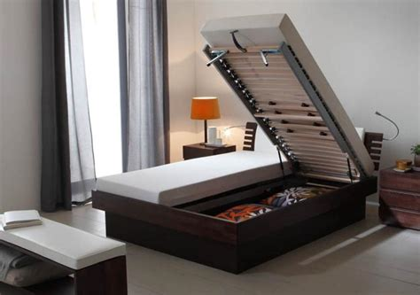Contemporary Bedroom Furniture For Small Rooms 30 Space Saving Beds With Storage Improving Small Bedroom