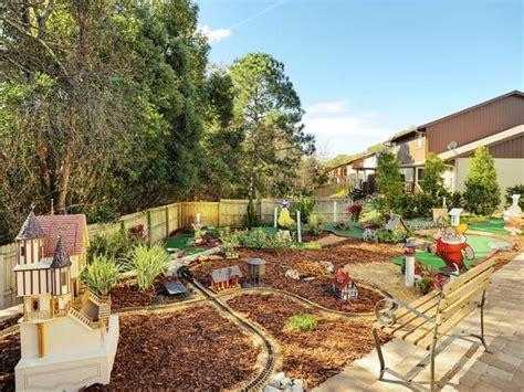 magical backyard makeovers snow white backyard and yards