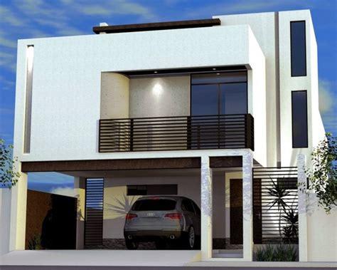 cocheras abiertas modernas fachadas de casas con cochera techada