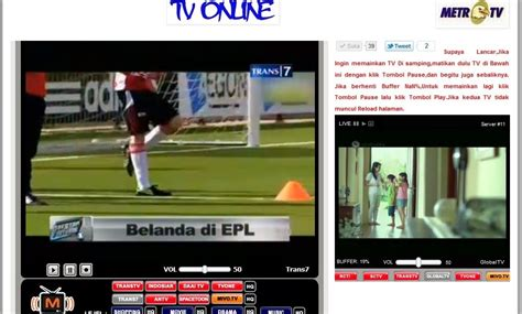 film boboho di global tv nonton tv online indonesia lengkap sctv tv one trans