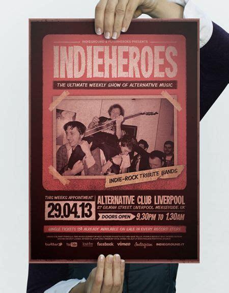 18 Freie Und Druckfertige Psd Party Flyer Und Poster Web2work De Der Webworker Blog Chs Posters Templates