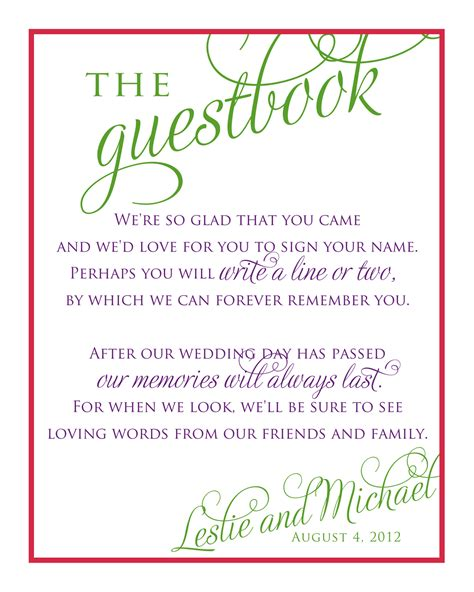 wedding guestbook sign printable wedding guest book sign sign our