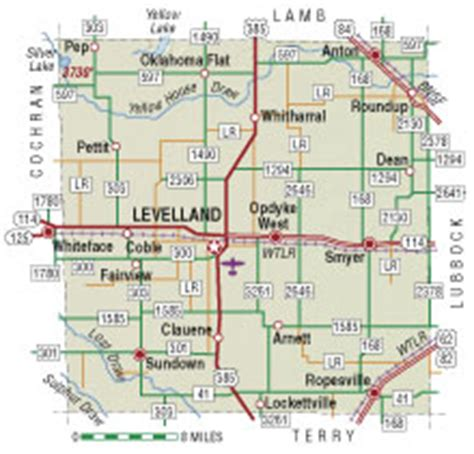 levelland texas map opinions on hockley county texas
