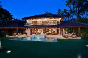 Bali House Plans Tropical Living Bali House Tropical Exterior Hawaii By Rick Ryniak