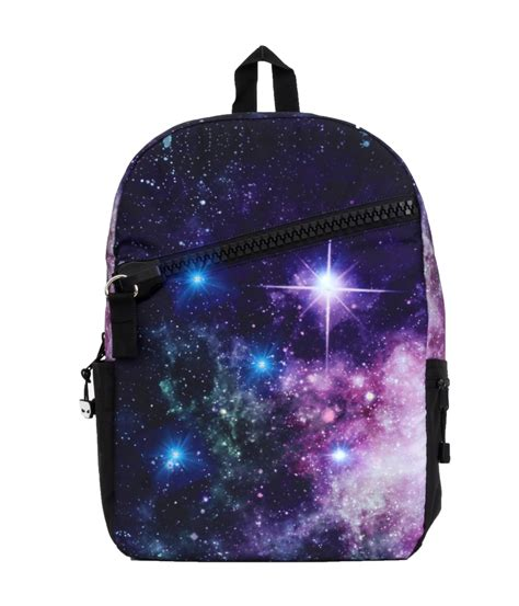 Light Backpack americankids backpack galaxy light up