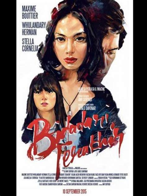 film horor nadine chandrawinata inilah 13 film terbaik puteri indonesia yang harus kalian
