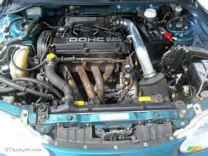 1995 Mitsubishi Eclipse Engine 1996 Mitsubishi Eclipse Rs Coupe 2 0 Liter Dohc 16 Valve 4