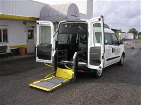 pedane per disabili per auto noleggio veicoli adattati per i disabili disabili