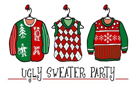 images of ugly christmas sweater parties ugly christmas sweater party bedrock roanoke