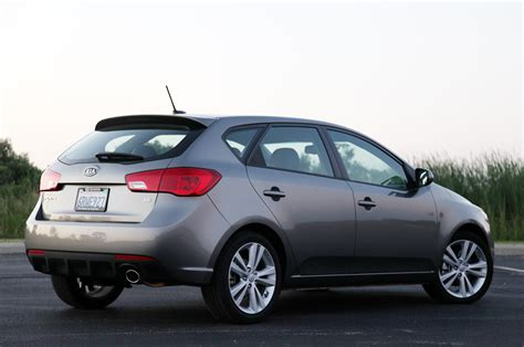 Kia 5 Door Review 2011 Kia Forte 5 Door Autoblog