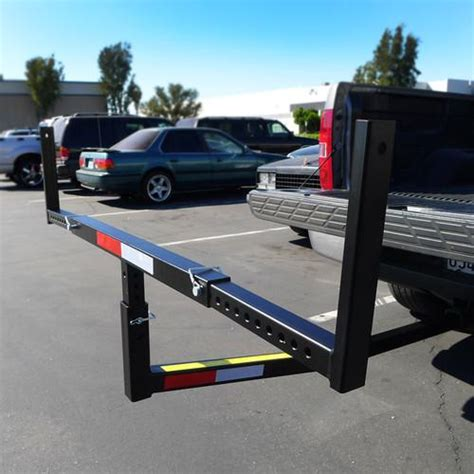 pickup bed boat rack buy pick up truck bed hitch extender steel extension rack
