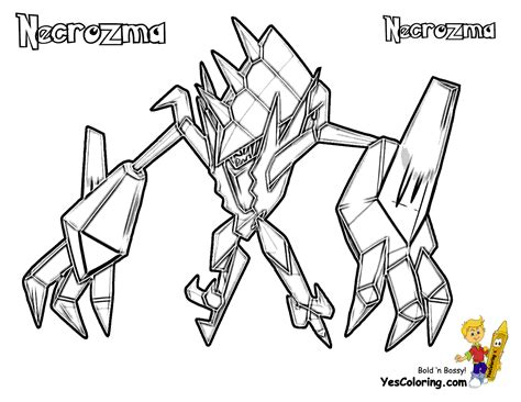 solomon coloring sheet free coloring pages potent pokemon sun printables bruxish 779 zeraora 807