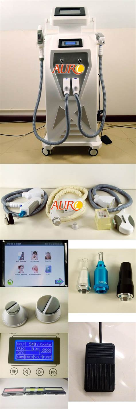 ipl laser tattoo removal ipl hair removal nd yag laser removal machine