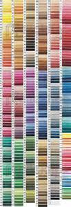 dmc color chart color charts charts and colour chart on