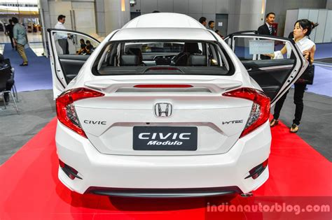 honda modulo 10th generation civic exclusive pakistan launch civic