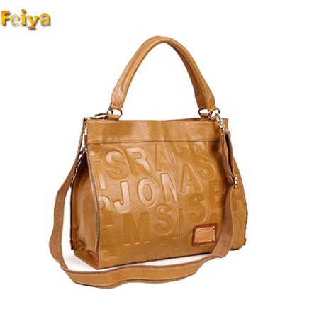 Discount Leather by 4 Color Guaranteed 100 Genuine Leather Handbags Tote