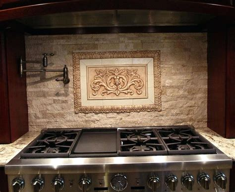 decorative tile inserts kitchen backsplash ppi