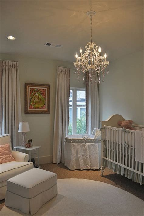 Chandelier For Baby Nursery Nursery Chandelier Home Decor