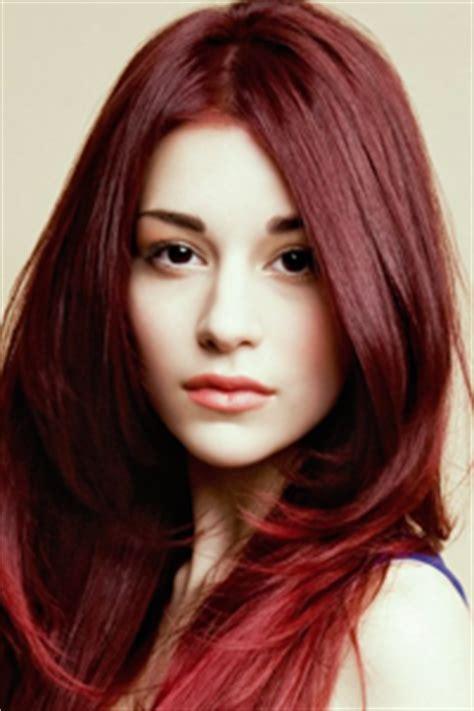 10 warna rambut untuk kulit sawo matang terbaik