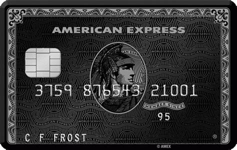 How To Transfer Amex Gift Card To Bank Account - amex centurion card us credit card guide