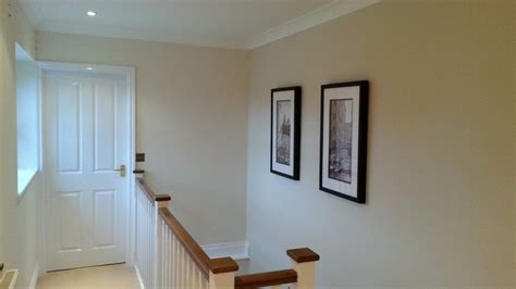 white matt paint for woodwork hallways stairs stewkley decorating