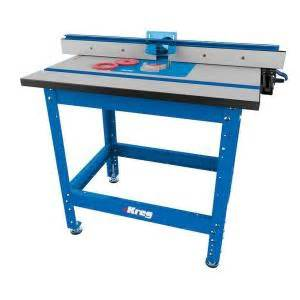 home depot router table kreg precision router table system prs1045 the home depot