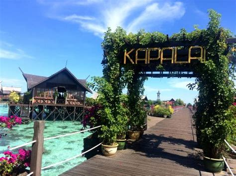 sipadan kapalai dive resort price 度假村的外观 picture of sipadan kapalai dive resort pulau