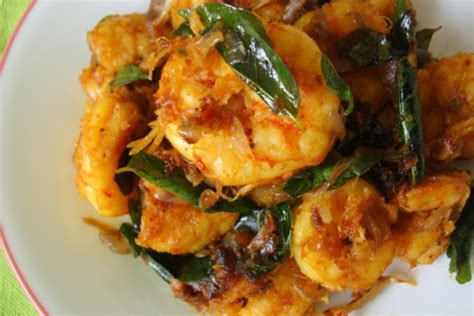 Sailus Kitchen by Royallu Vepudu Prawn Stir Fry Indian Food Recipes