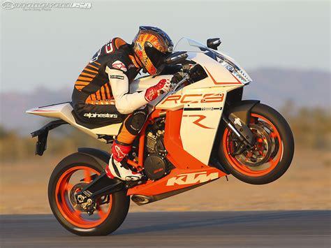 Ktm Rc8r 2014 Ktm Ktm 1190 Rc8 R Track Moto Zombdrive