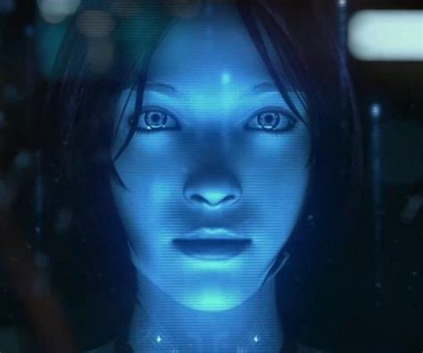show me your face cortana can you show your face to me cortana cortana can you show