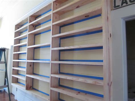 the bookshelf project that would not end living vintage