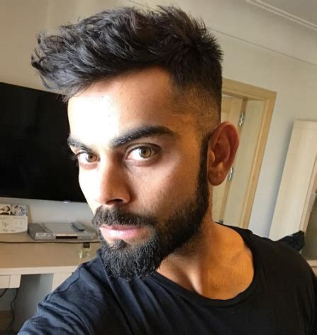 virat kohli new hair style 2017 hairstyle side cut hd images
