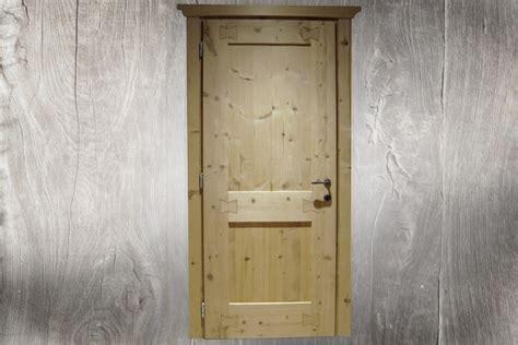 porte in pino porta in pino cembro anticato standard 2 pannelli
