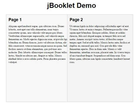 html flip book template html flip book template choice image free templates ideas
